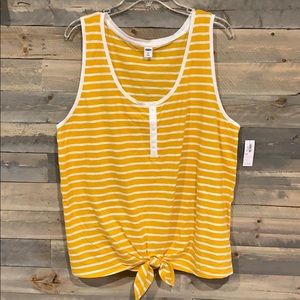NEW Old Navy Sleeveless Top